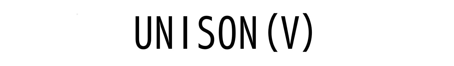 UNISON(V)【ユニゾンブレス】